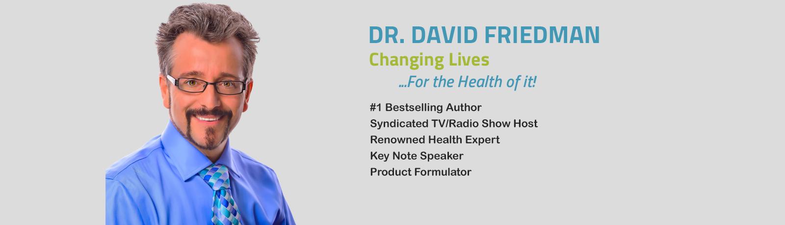 doctor david friedman