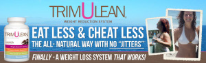 Eat Less and Cheat Less with TrimULean
